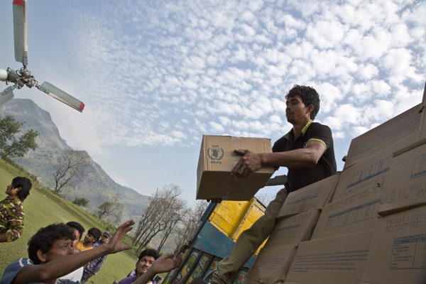 A Year After Nepal Earthquake, WFP Focuses On Helping The Poorest Build Back Better