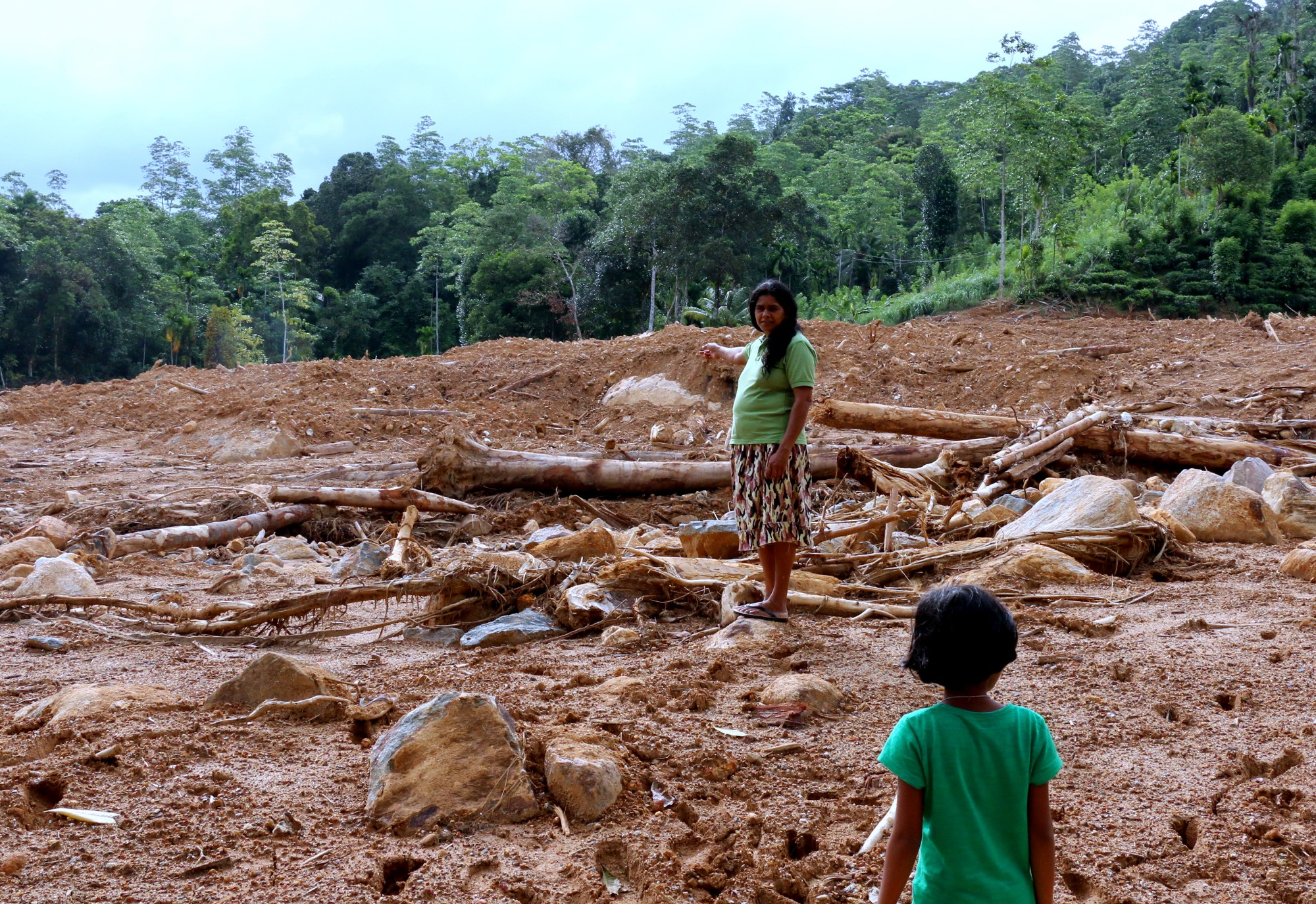 Sri Lanka's Food Production Hit By Extreme Drought Followed By Floods