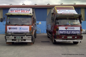Wfp To Provide Transport Food For Philippines Government Typhoon Response World Food Programme