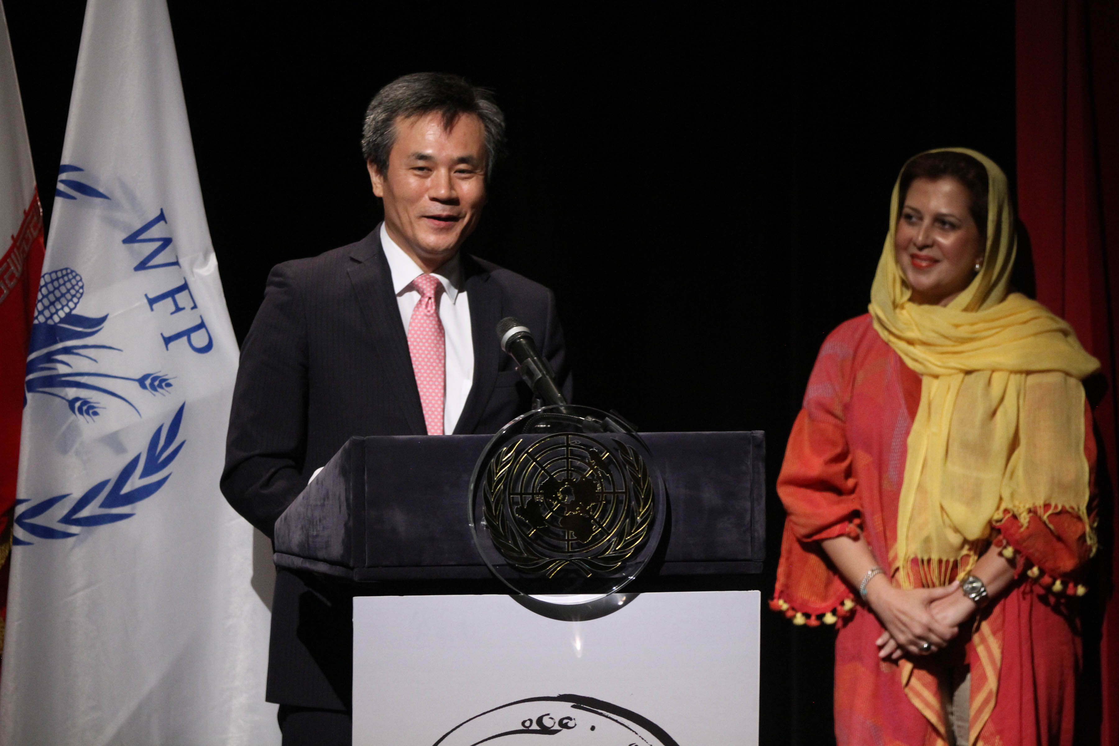 Republic Of Korea Becomes Top Donor To WFP In The Islamic Republic Of Iran
