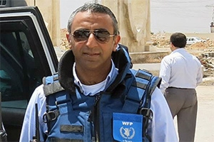UN World Food Programme Mourns The Loss Of Respected Colleague Ayman Omar