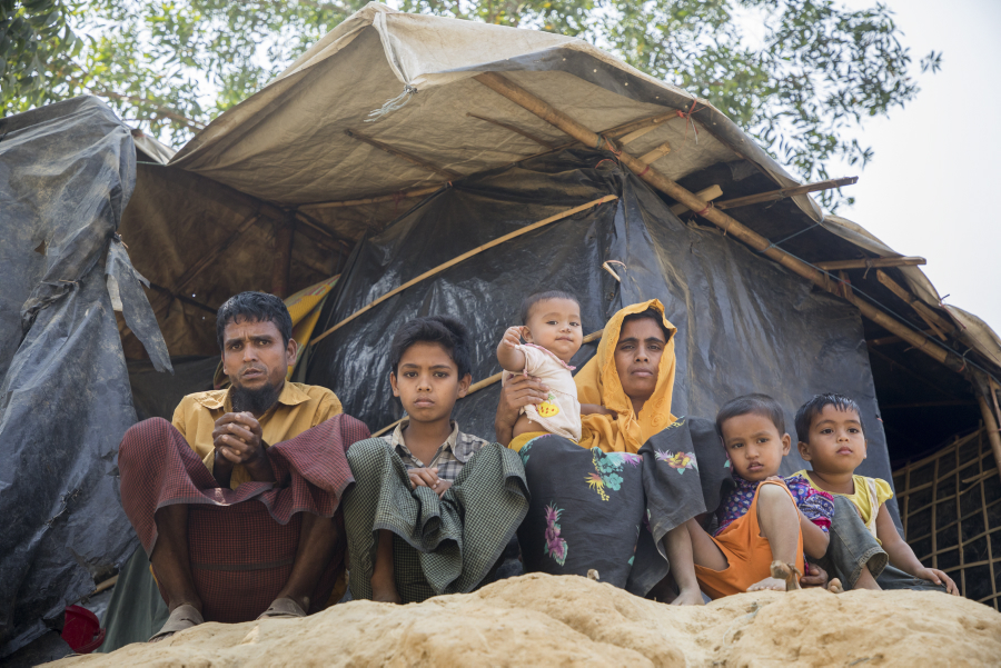 UK announces broad support for Rohingya refugees and host communities in Bangladesh