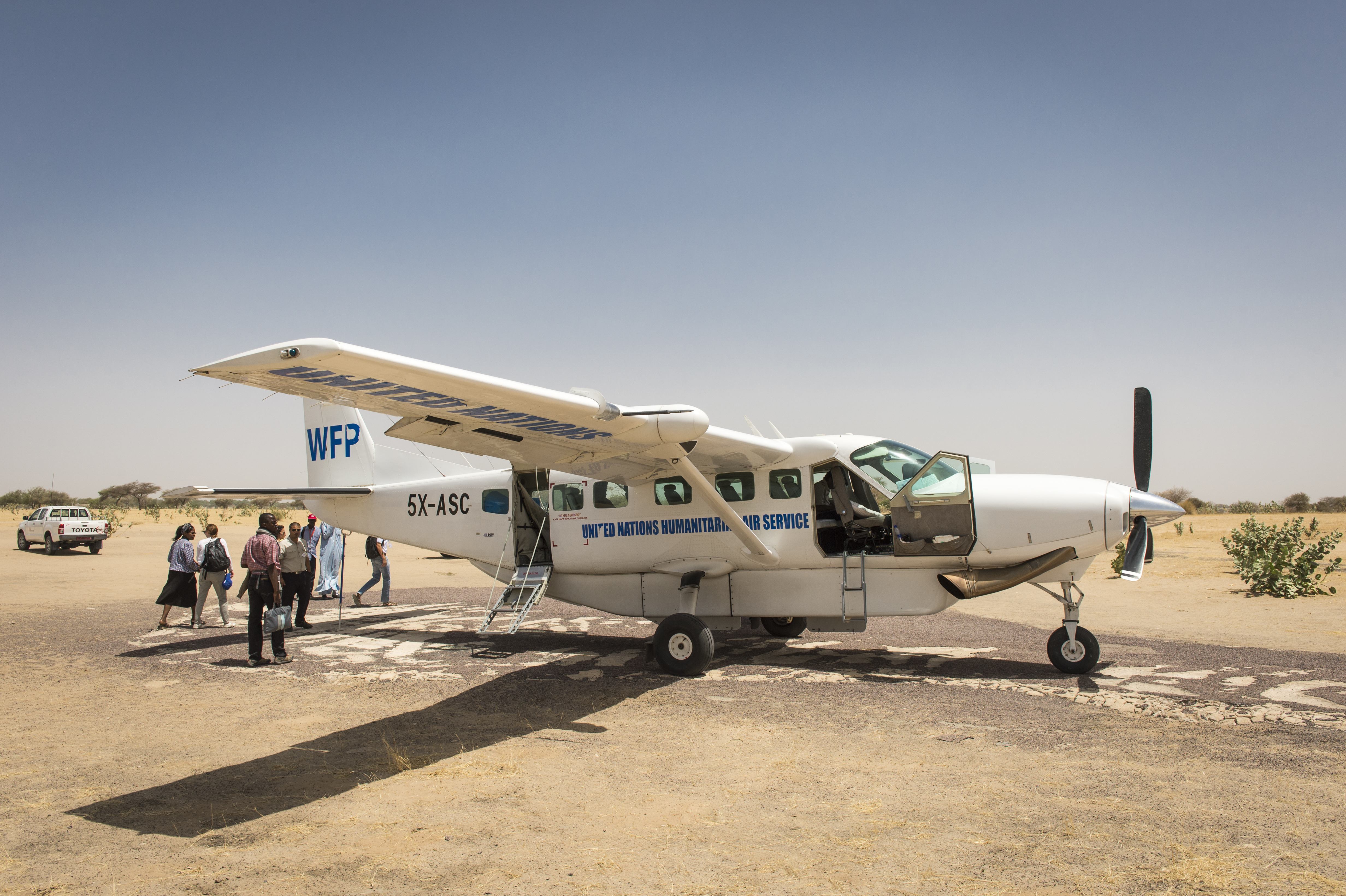 Wfp Works With Un Partners To Expand Innovative Booking Hub World How A Propeller Aviation And Engineering