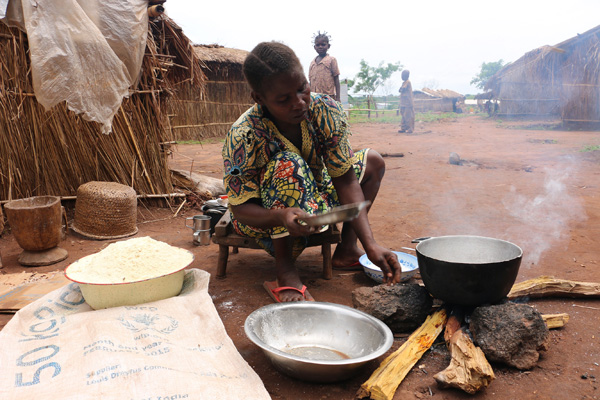 Half The Population Of The Central African Republic Faces Hunger, WFP Warns