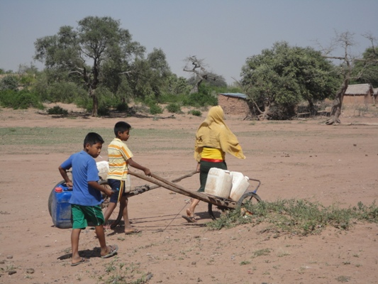 Bolivia: 50,000 Drought-Affected People Will Receive WFP Assistance