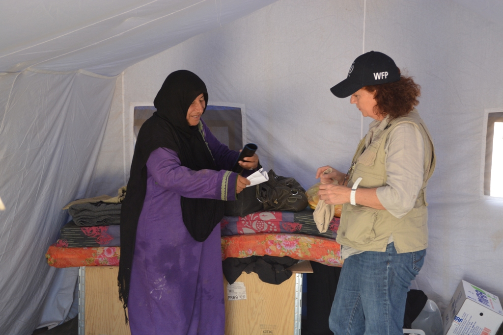 UN World Food Programme Responds To Urgent Needs Of Displaced People In Iraq