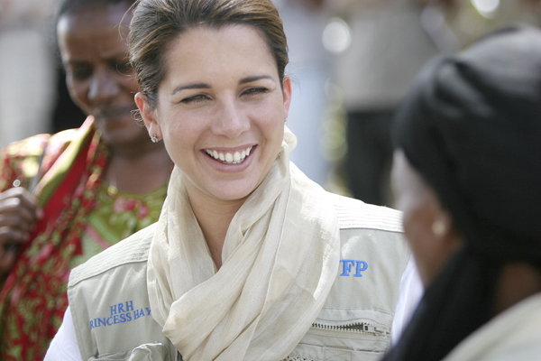 Princess Haya To Receive WFP Hunger Hero Award In Davos