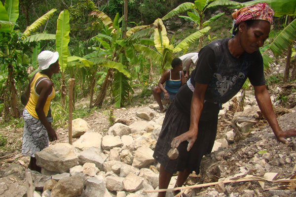 Five Years After Major Quake, WFP And The Haitian People Are Building A Stronger Haiti