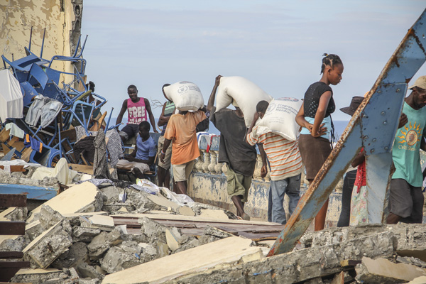 Food Security Of 800,000 Haitians Seriously Threatened After Hurricane