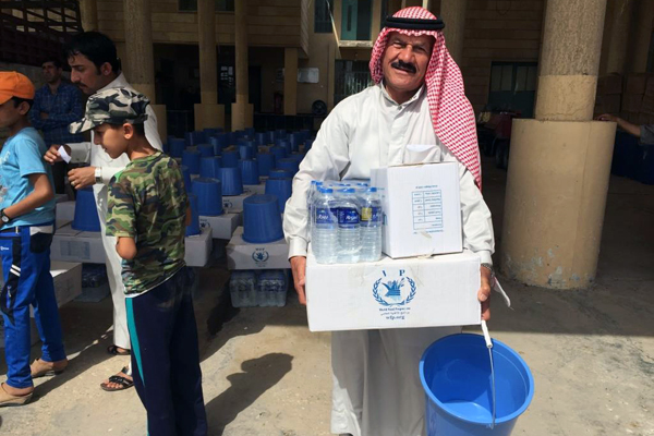 Lack Of Funds Forces WFP To Halve Its Food Rations To Displaced Iraqis