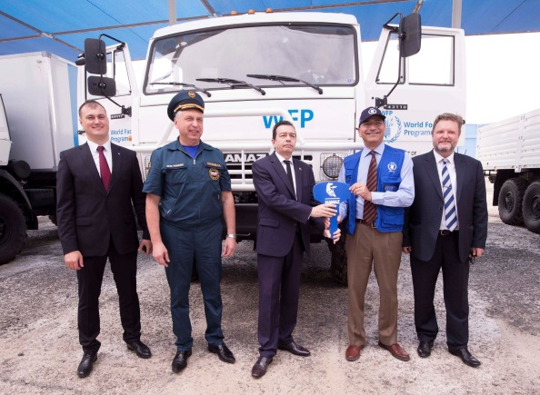 Kamaz World Food Programme