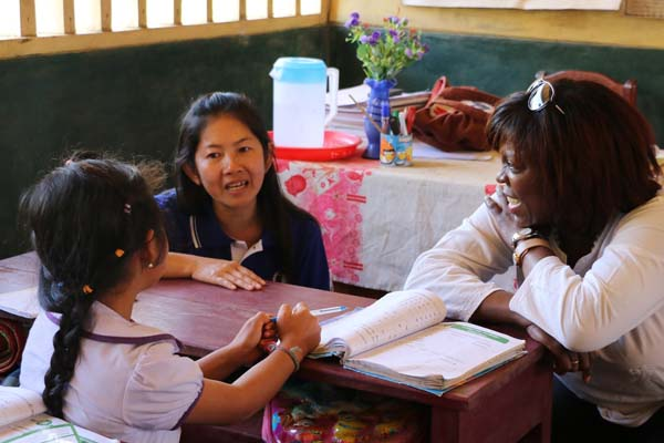 WFP Executive Director Concludes Official Visit To Lao PDR