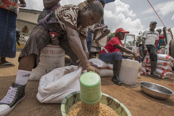 Ebola Leaves Hundreds Of Thousands Facing Hunger In Three Worst-Hit Countries