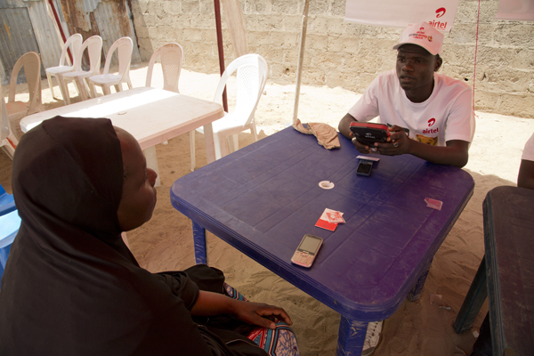Government Of Nigeria And WFP Step Up Assistance To People Bearing Brunt Of Boko Haram Violence