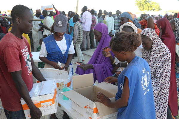 In December Alone, WFP Assists More Than One Million People In Northeast Nigeria