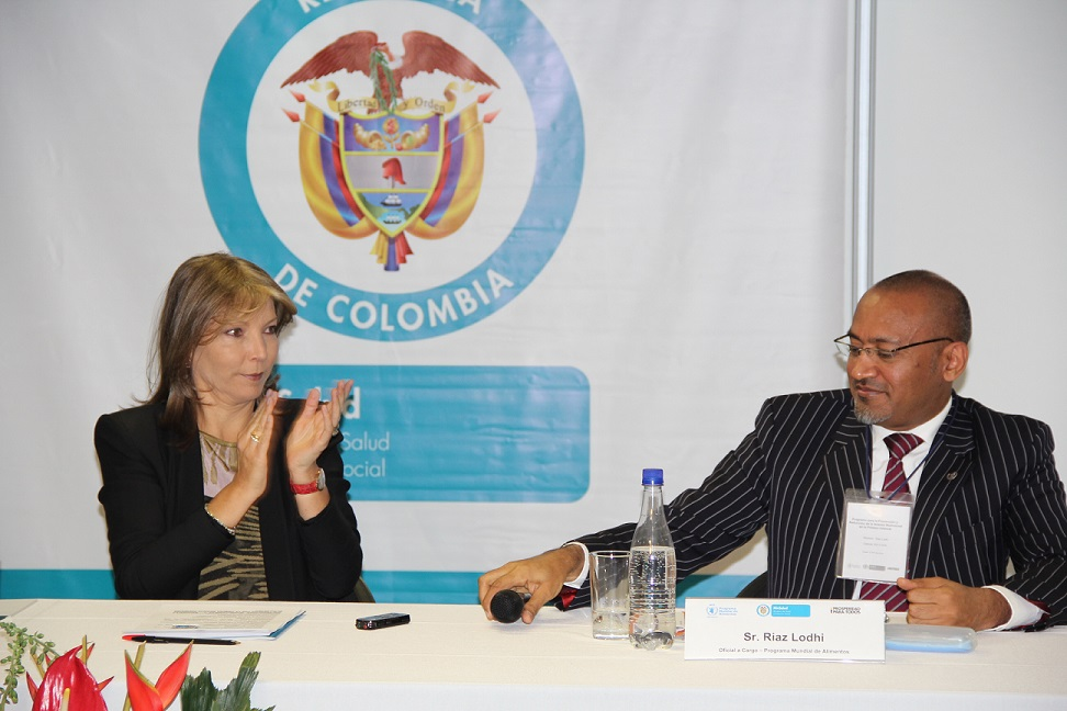 Colombia: New Programme Aims to Prevent and Reduce Anemia among Children