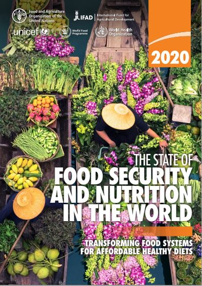 As More Go Hungry And Malnutrition Persists Achieving Zero Hunger By 2030 In Doubt Un Report Warns World Food Programme