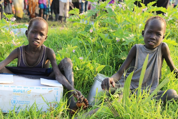 Children In South Sudan Cannot Wait For Famine Before World Acts