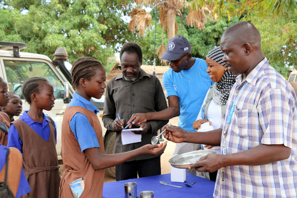 WFP Reduces Operations Around Wau, South Sudan, As Insecurity Grows