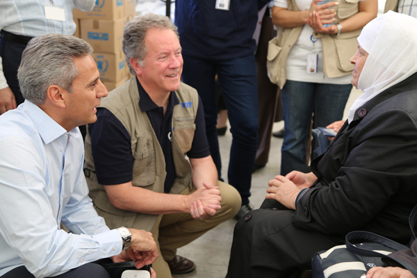 WFP Executive Director Visits Lebanon And Syria, Urges Continued Donor Support