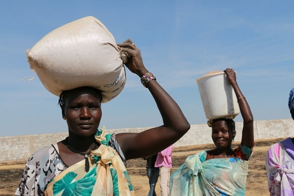 UNHCR And WFP Warn: Fighting Is Preventing Aid Delivery In South Sudan