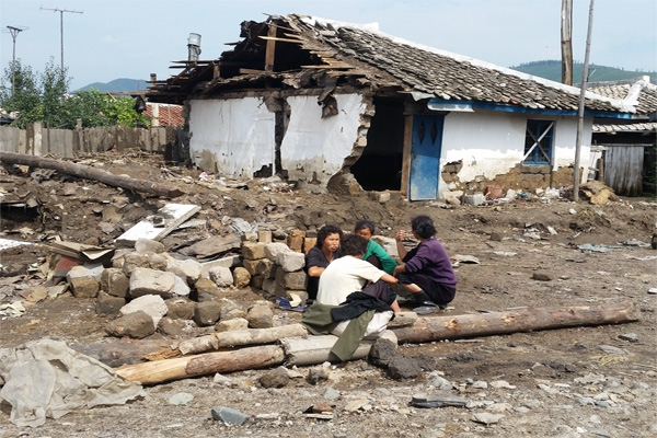 WFP Provides Emergency Relief To Over 140,000 People Hit By Floods In DPRK