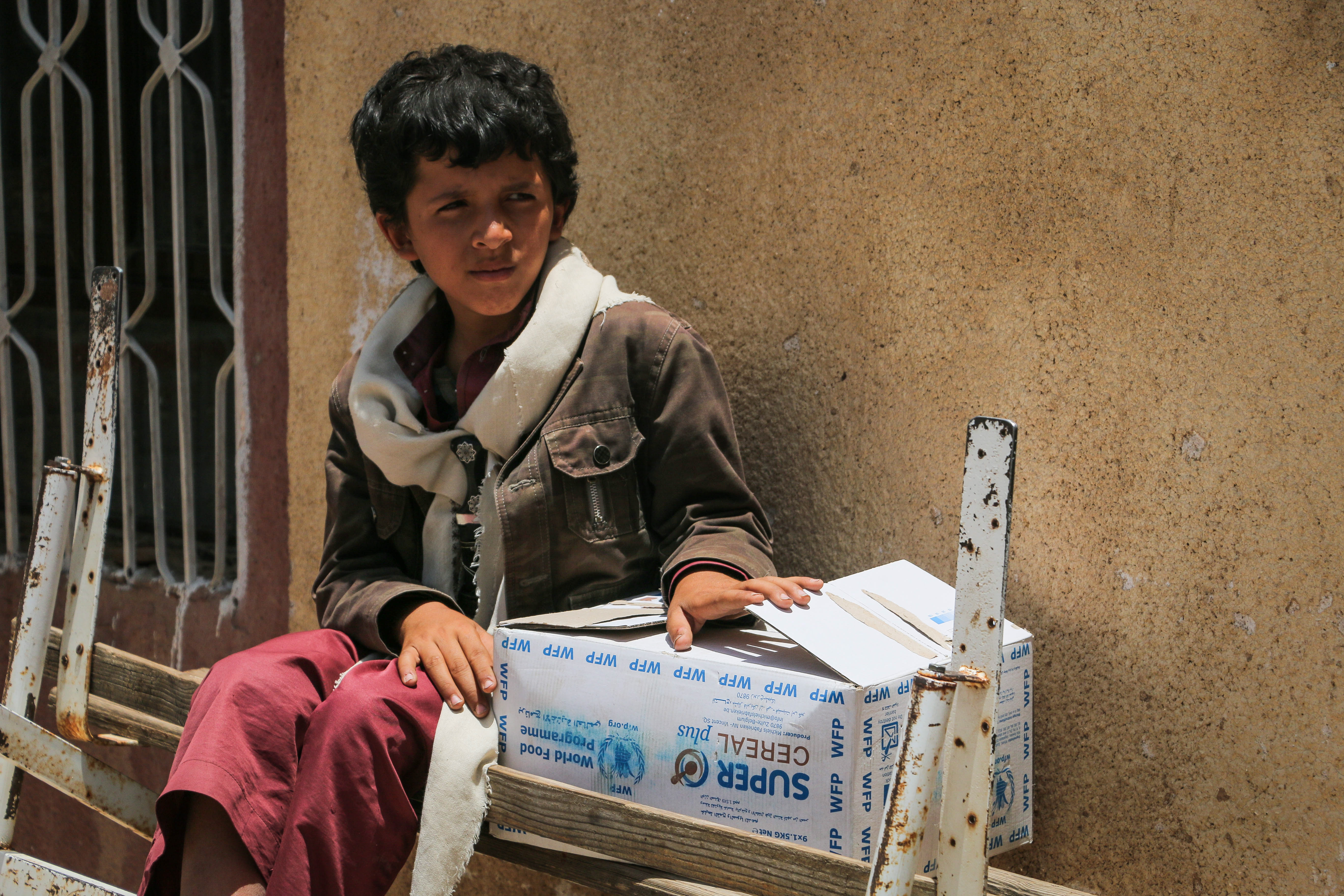 WFP Provides Food Assistance To A Record 7 Million People In Yemen In August