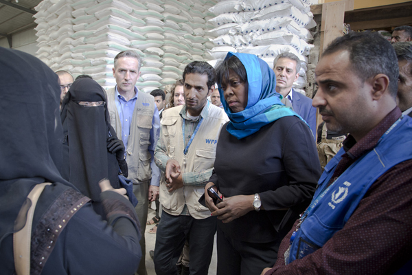 WFP Appeals For Access And Resources To Prevent Famine In Yemen