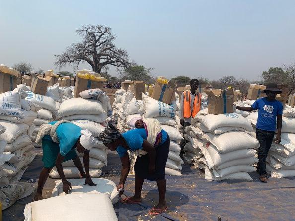 World Food Programme Expands Emergency Operation In Zimbabwe As Drought And Economic Hardship Plunge Millions Into Hunger World Food Programme