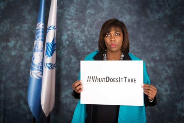 Global Campaign Asks #WhatDoesItTake To End Syria Crisis
