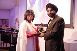 "World Food Programme Honours Mastercard As A ""Hunger Hero"""