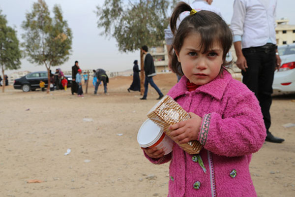 For 64 Million People, It's A Dollar, For 1.7 Million Syrian Refugees It's A Lifeline
