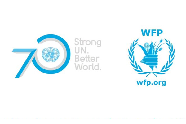 World Food Programme Celebrates The 70th Anniversary Of The United Nations World Food Programme