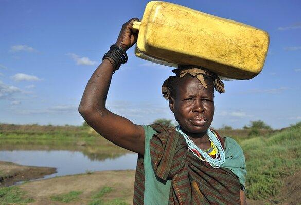uganda shot