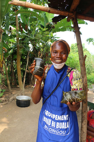 WFP backs snack securing livelihoods and nutrition in coronavirus-hit Congo