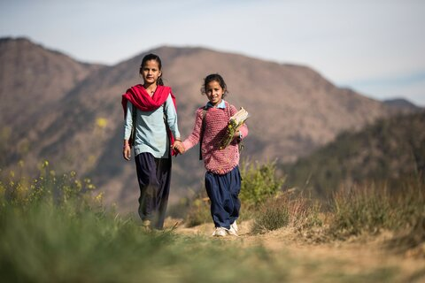 Meals not marriage for girls in rural Nepal