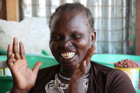 Supporting South Sudan's traders
