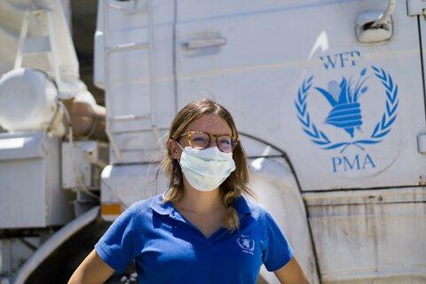 The WFP humanitarian who went from tackling Ebola to coronavirus