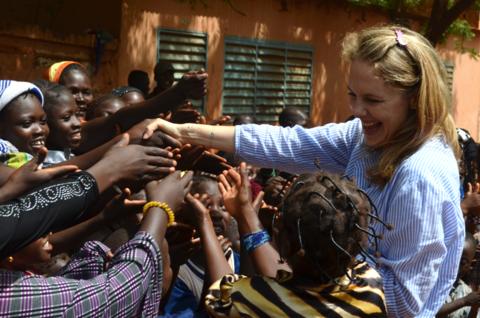 Mother's Day interview: The cautious optimism of Princess Sarah Zeid