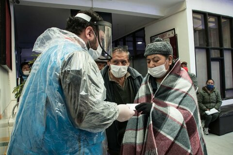 Impossible choices: Bolivia's coronavirus conundrum