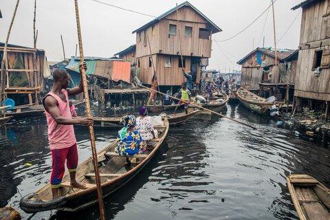 Lagos, Nigeria: Coronavirus is the least of concerns in the 'Venice of Africa'