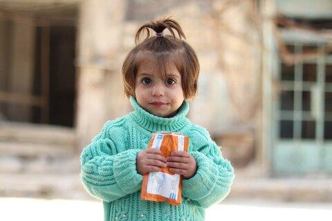 Hope in Aleppo: WFP responds to the coronavirus in Syria