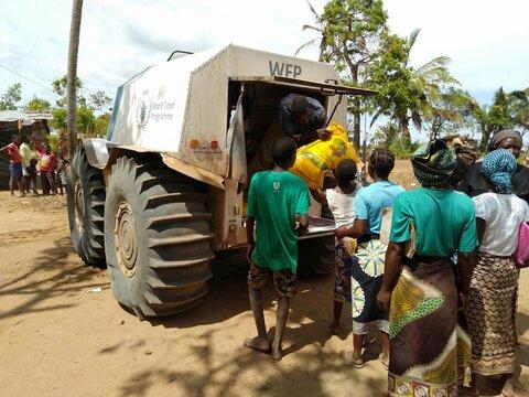 The humanitarian monster truck