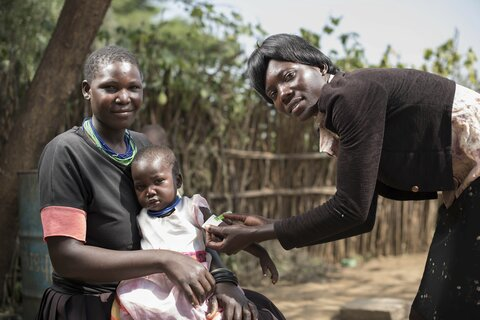 New approach to addressing malnutrition in Uganda shows promise in saving more children's lives