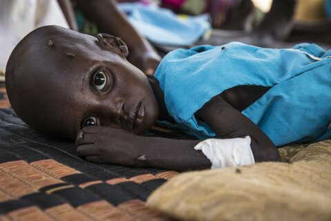 South Sudan's abandoned children