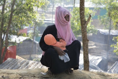 New crisis looms for Rohingya refugees on grim anniversary