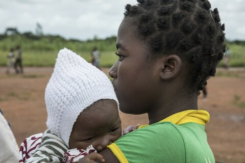 Mozambique: Faces of a disaster