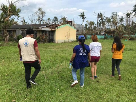 Philippines: WFP joins collective response to Typhoon Goni