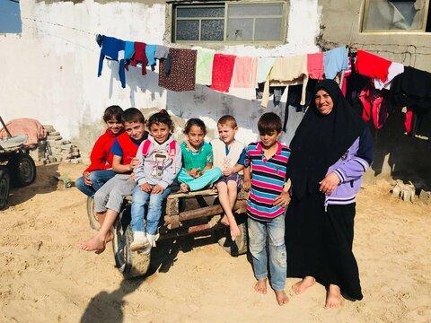 The human face of Gaza hardships