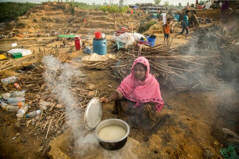 For Rohingya in Bangladesh, food is not enough